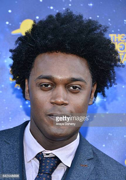 Echo Kellum attends the 42nd Annual Saturn Awards at the Castaway on June 22 2016 in Burbank California