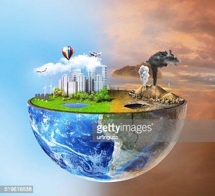 Ecoconcept eco concept stock photo | thinkstock