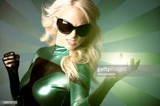Eco Superhero Green Energy
