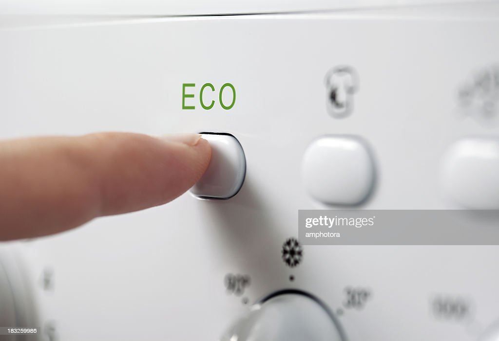 Eco lavaggio : Foto stock
