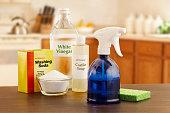 Eco-Friendly Kitchen Cleaner