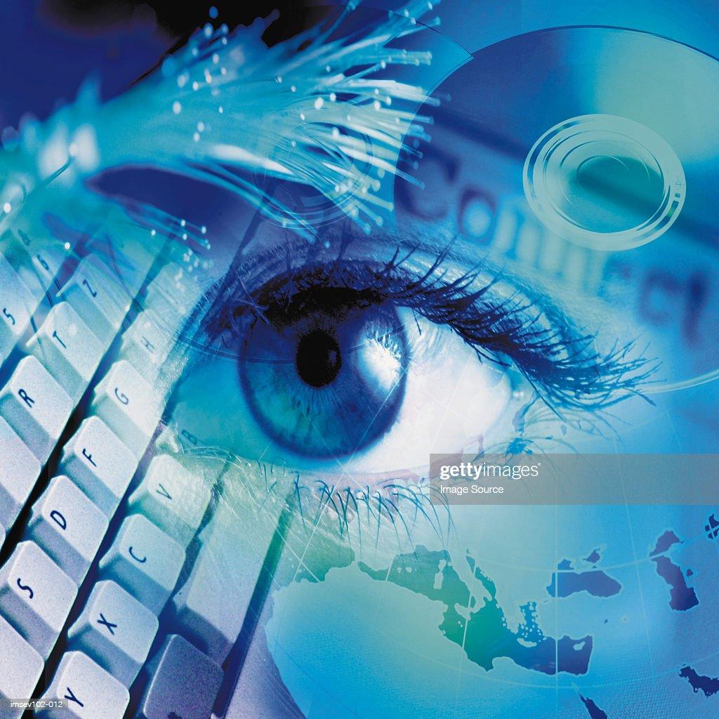 e-communication : Stock Photo