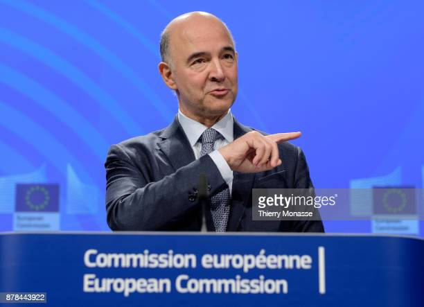 Economic and Financial Affairs Taxation and Customs Commissioner Pierre Moscovici the EU Euro and Social Dialogue and Financial Stability Financial...