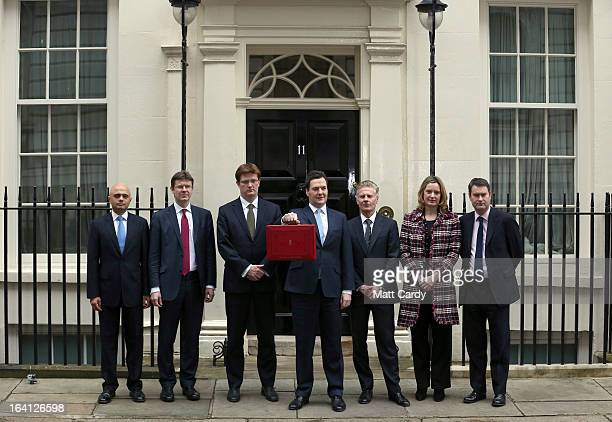 Economic Secretary Sajid Javid Financial Secretary Greg Clark Chief Secretary to the Treasury Danny Alexander Chancellor of the Exchequer George...