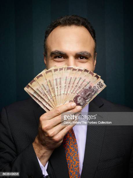 Economist Gerardo Rodriguez is photographed for Forbes Magazine on May 5 2017 in Mexico PUBLISHED IMAGE CREDIT MUST READ David Yellen/The Forbes...