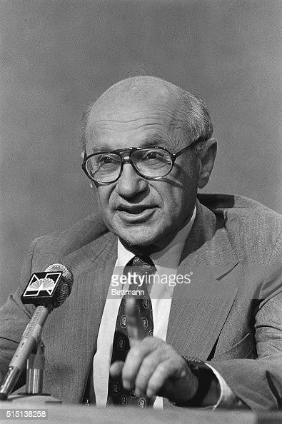 economic theories of milton friedman Milton friedman argued that consumers are more likely to alter their behavior based on long-term changes in the economy classical economics played an important role in helping the united states establish.