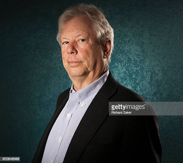 Economist Richard Thaler is photographed on June 1 2016 in London England