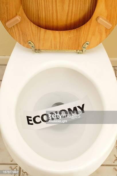 Économie en Toilet--Close vous