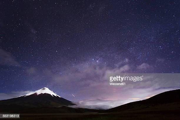 Ecuador, Pichincha, Cotopaxi National Park, Summit of Cotopaxi volcano