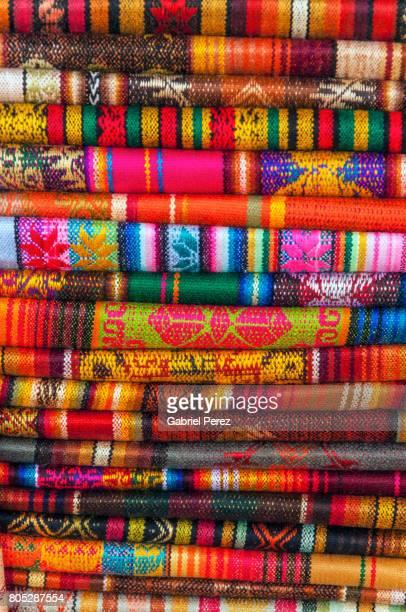 Ecuadorean Textiles