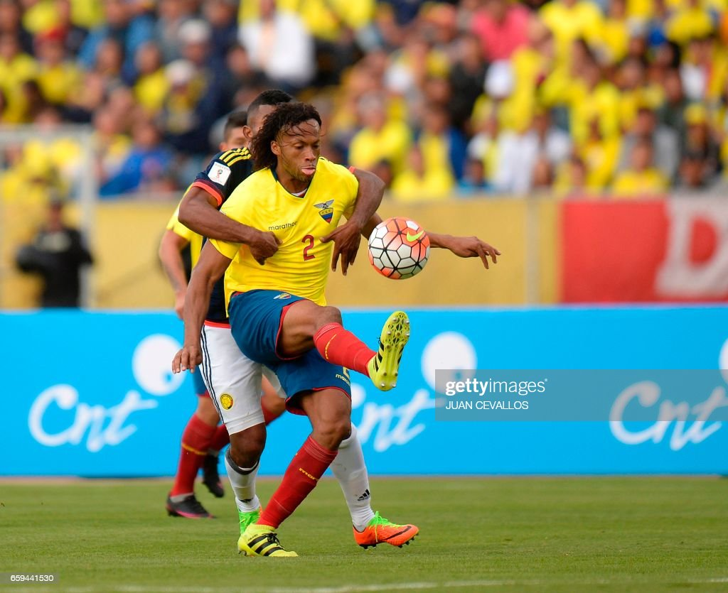 Ecuador v Colombia FIFA 2018 World Cup Qualifier s and