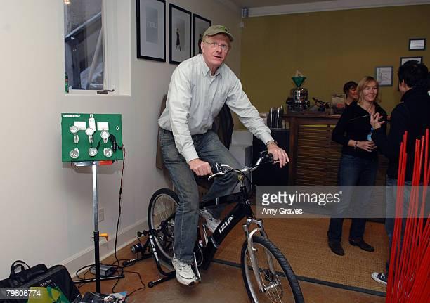 Ed Begley Jr on IZIP Bicycle