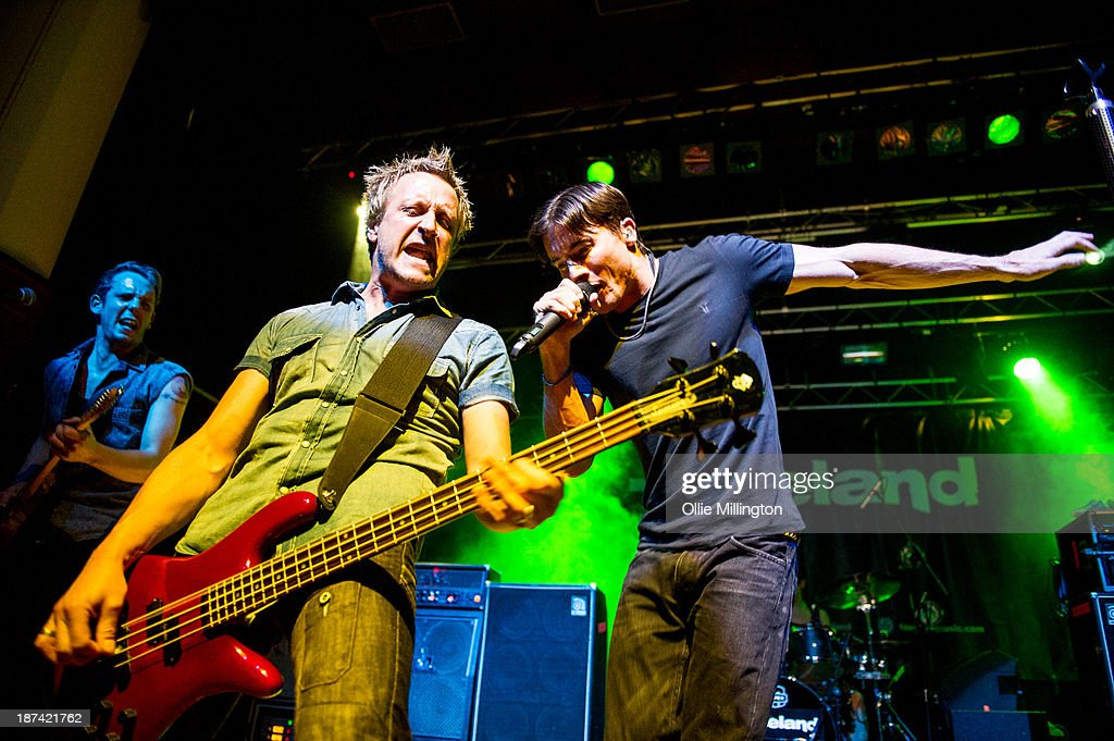 Toseland Perform At O2 Academy In Leicester