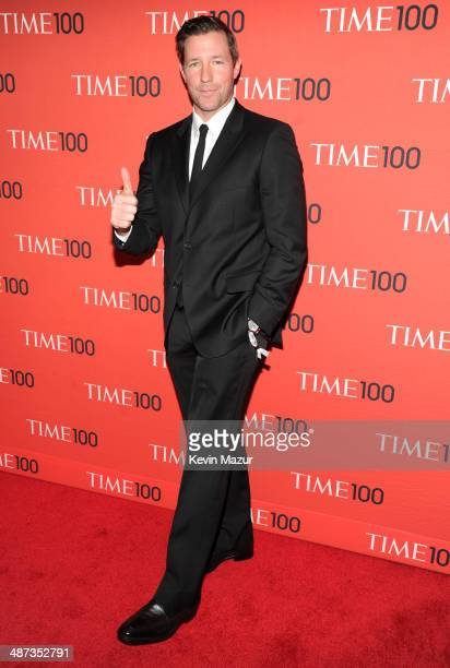 Ed Burns attends the TIME 100 Gala TIME's 100 most influential people in the world at Jazz at Lincoln Center on April 29 2014 in New York City