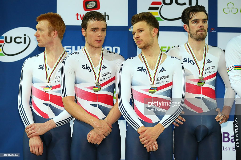 Owain Doull british cycling