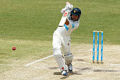 Ed Cowan of the Tigers bats during day three of the Sheffield Shield match between Western Australia and Tasmania at WACA on November 2 2014 in Perth...