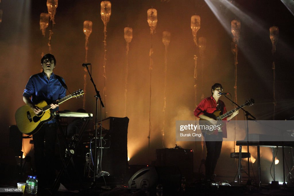 Grizzly Bear Perform At Brixton Academy In London