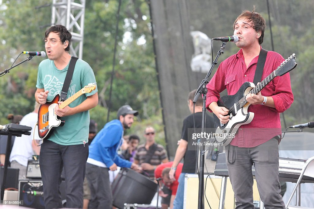 Austin City Limits Festival 2009 Day 2