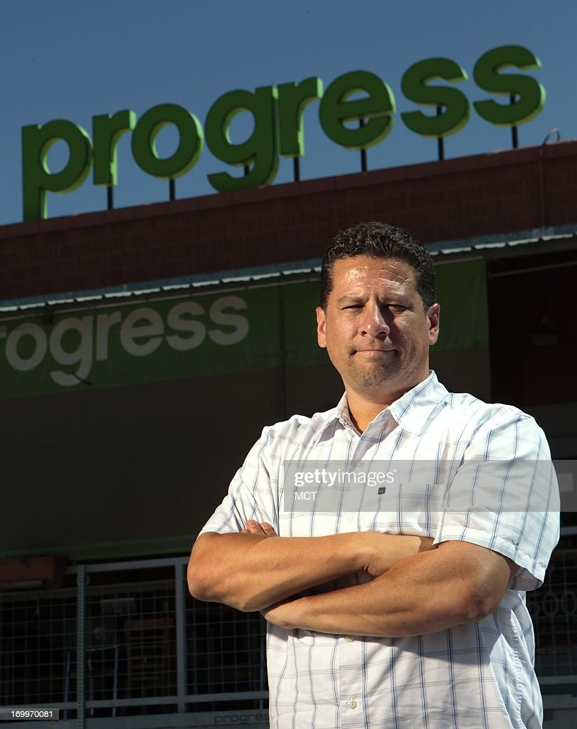 Ed Espinoza is the executive director of Progress Texas, an Austin-based organization that pushes the liberal and progressive political agenda in Texas.