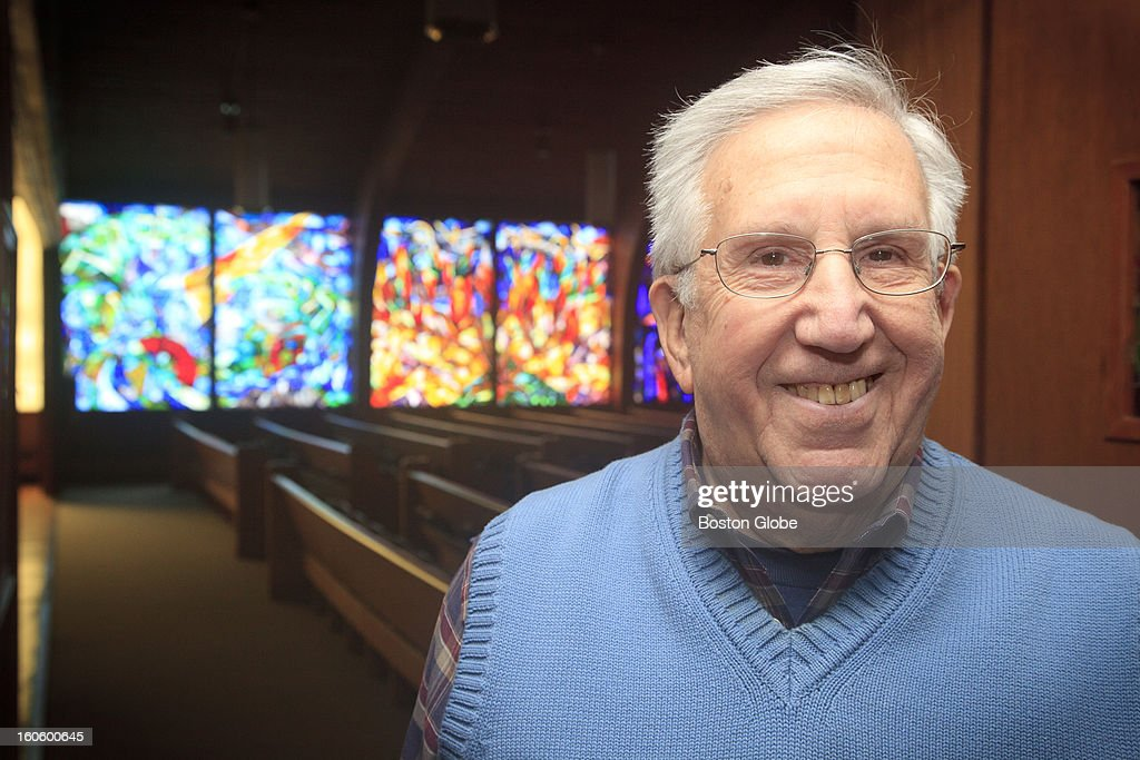 Ed Gurwitch, a longtime member of Temple Beth El in Quincy, Mass. is the man working to have his synagogue's stained glass windows, Biblical texts, and other art works appraised and offered for sale with all proceeds to go to a charitable endowment. Soon the building will be sold and members are desperate to be sure such holy items are provided for.