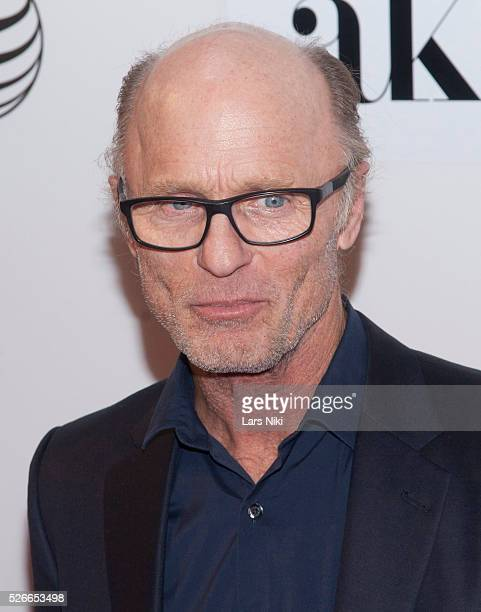 Ed Harris attends 'The Adderall Diaries' premiere during the 2015 Tribeca Film Festival at the BMCC in New York City �� LAN