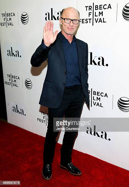 Ed Harris attends the premiere of 'The Adderall Diaries' during the 2015 Tribeca Film Festival at BMCC Tribeca PAC on April 16 2015 in New York City