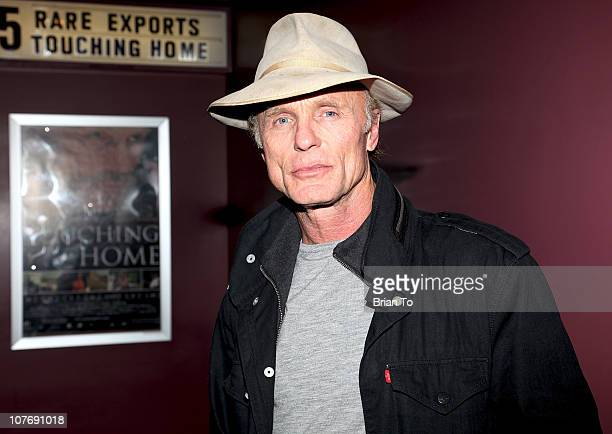 Ed Harris attends the 'Touching Home' Los Angeles special screening at Laemmle Sunset 5 Theatre on December 19 2010 in West Hollywood California