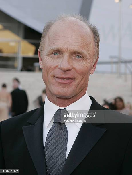 Ed Harris during Los Angeles Philharmonic Opens Third Season at Walt Disney Concert Hall at The Walt Disney Concert Hall in Los Angeles United States