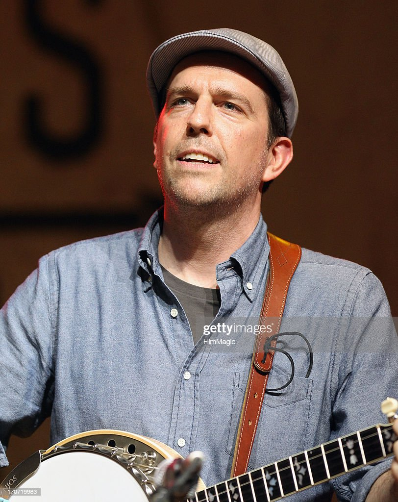 <a gi-track='captionPersonalityLinkClicked' href=/galleries/search?phrase=Ed+Helms&family=editorial&specificpeople=662337 ng-click='$event.stopPropagation()'>Ed Helms</a>' Bluegrass Situation Superjam and special guests perform onstage at That Tent during day 4 of the 2013 Bonnaroo Music & Arts Festival on June 16, 2013 in Manchester, Tennessee.