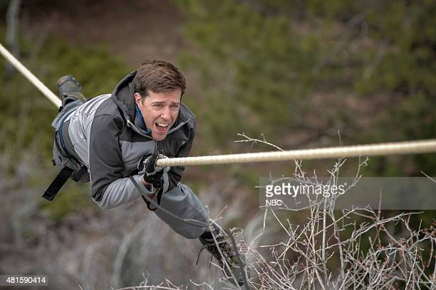GRYLLS 'Ed Helms' Episode 208 Pictured Ed Helms