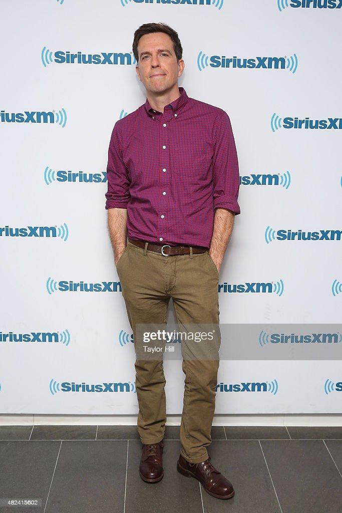 Celebrities Visit SiriusXM Studios - July 30, 2015