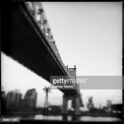 Ed Koch Queensboro Bridge : Stock Photo