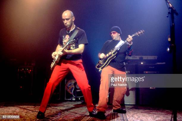 Ed Kowalczyk of Live performs at the Riviera Theater in Chicago Illinois October 27 1997