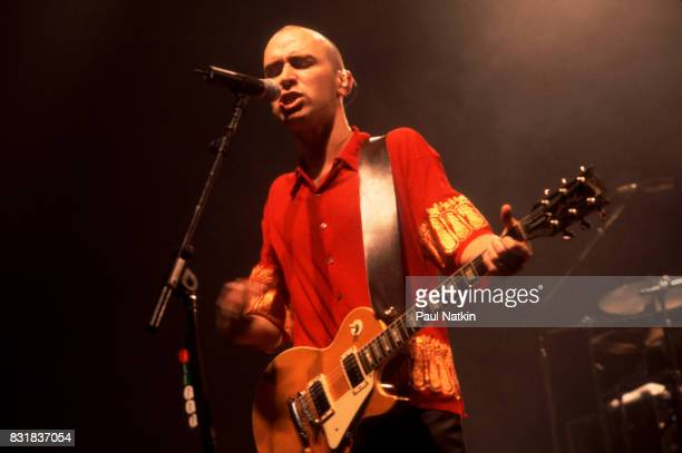 Ed Kowalczyk of Live performs at the Riviera Theater in Chicago Illinois October 3 1994
