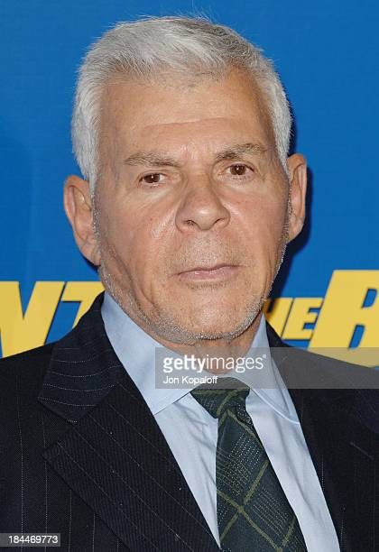 Ed Limato ICM Talent Agent during 'Into the Blue' Los Angeles Premiere Arrivals at Mann Village Theatre in Westwood California United States
