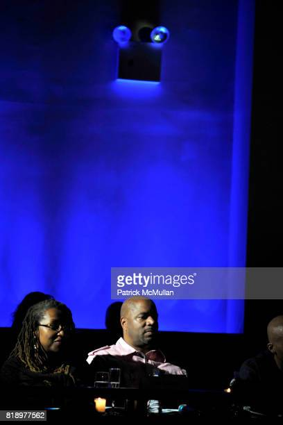 Ed Lover attends The East Harlem School presents 2010 Spring Poetry Slam at Highline Ballroom on May 4 2010 in New York City