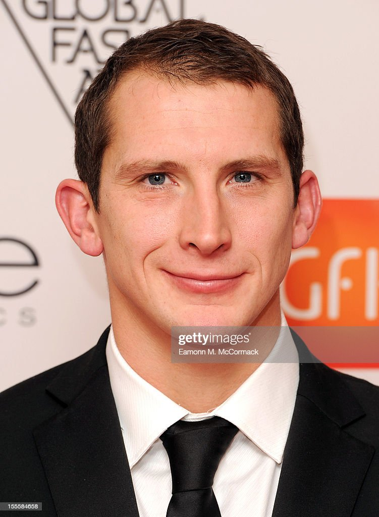 Ed McKeever attends the WGSN Global Fashion Awards at The Savoy Hotel on November 5, 2012 in London, England.