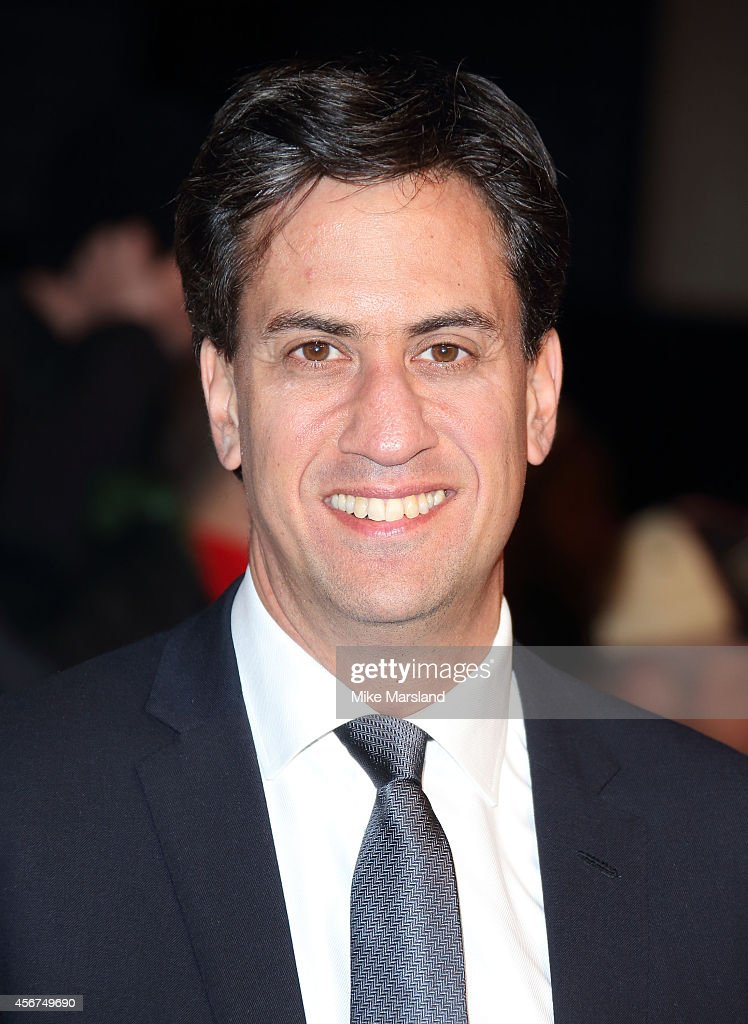 <a gi-track='captionPersonalityLinkClicked' href=/galleries/search?phrase=Ed+Miliband&family=editorial&specificpeople=4376337 ng-click='$event.stopPropagation()'>Ed Miliband</a> attends the Pride of Britain awards at The Grosvenor House Hotel on October 6, 2014 in London, England.
