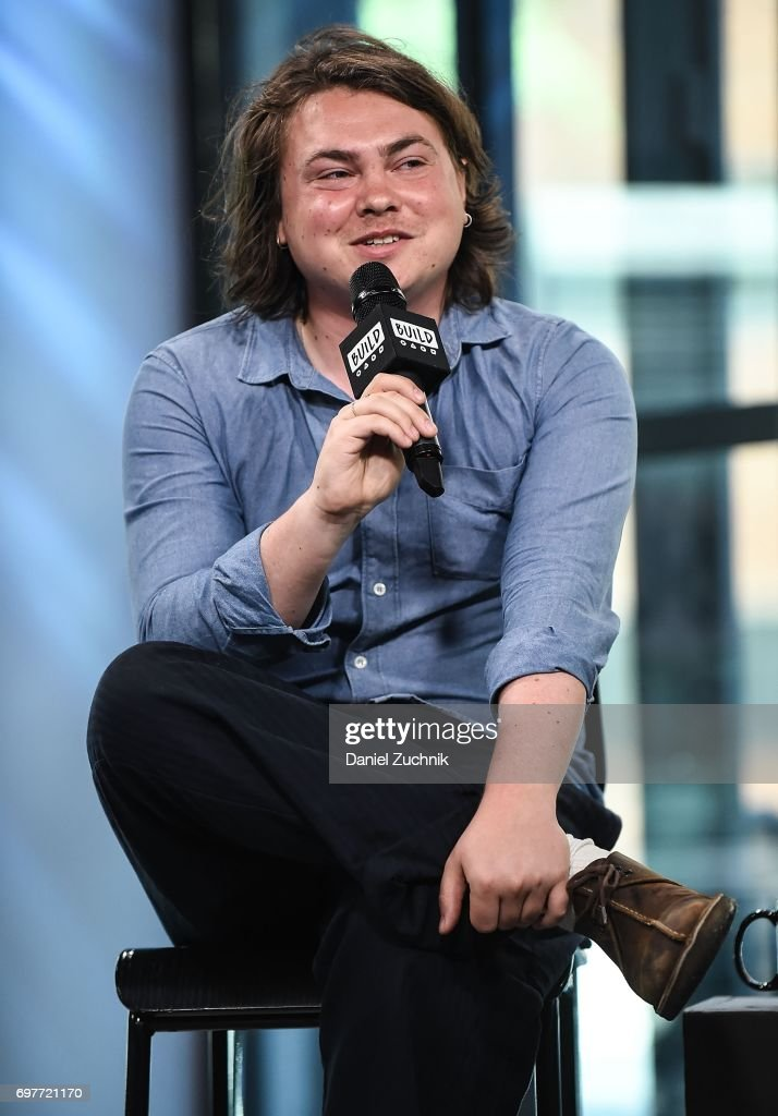 Ed Nash attends the Build Series to discuss his band Toothless new album 'The Pace of Passing' at Build Studio on June 19, 2017 in New York City.