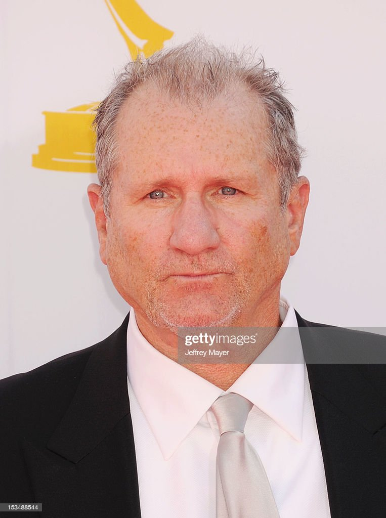 Ed O'Neill arrives at the 64th Primetime Emmy Awards at Nokia Theatre L.A. Live on September 23, 2012 in Los Angeles, California.