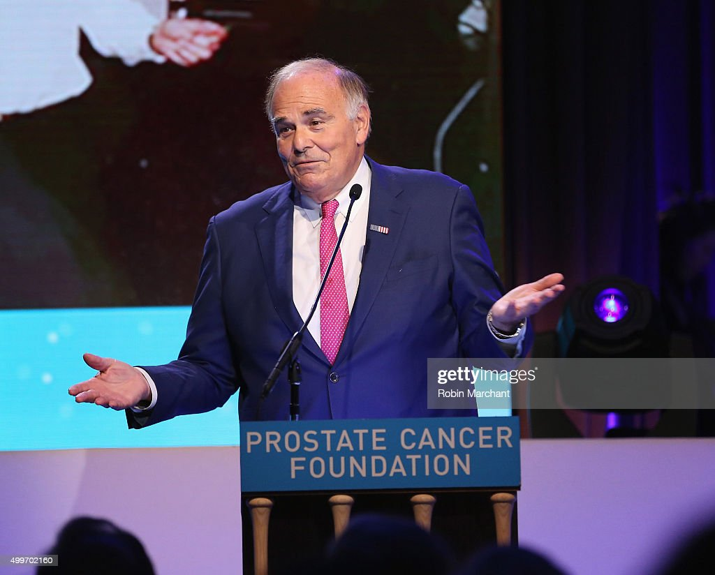 <a gi-track='captionPersonalityLinkClicked' href=/galleries/search?phrase=Ed+Rendell&family=editorial&specificpeople=2445310 ng-click='$event.stopPropagation()'>Ed Rendell</a> attends the Prostate Cancer Foundation Invites You To The 2015 New York Dinner With Celebrity Hosts Whoopi Goldberg & John O'Hurley At The Pierre Hotel at The Pierre Hotel on December 2, 2015 in New York City.