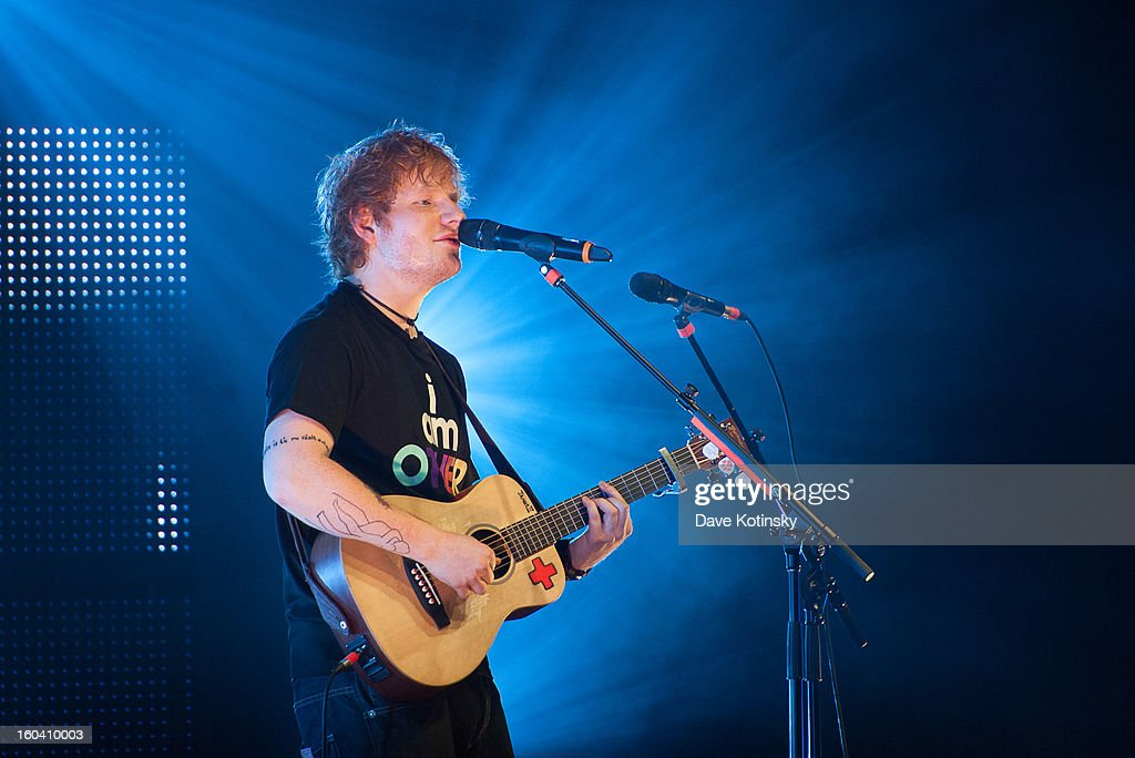 <a gi-track='captionPersonalityLinkClicked' href=/galleries/search?phrase=Ed+Sheeran&family=editorial&specificpeople=7604356 ng-click='$event.stopPropagation()'>Ed Sheeran</a> performs at Radio City Music Hall on January 30, 2013 in New York City.