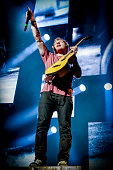 Ed Sheeran performs live at the Canadian Tire Centre on June 3 2015 in Ottawa Canada