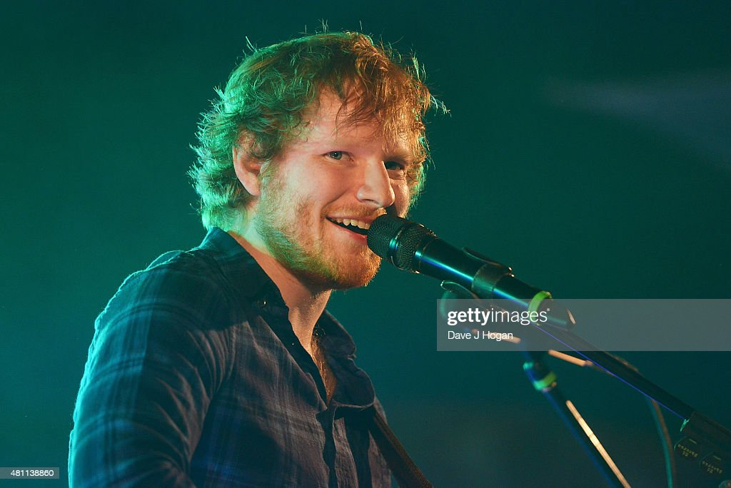 <a gi-track='captionPersonalityLinkClicked' href=/galleries/search?phrase=Ed+Sheeran&family=editorial&specificpeople=7604356 ng-click='$event.stopPropagation()'>Ed Sheeran</a> performs on day 2 of Latitude Festival at Henham Park Estate on July 17, 2015 in Southwold, England.