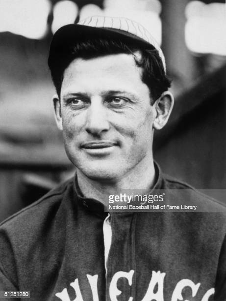 Ed Walsh of the Chicago White Sox poses for a season portrait Ed Walsh played for the Chicago White Sox from 19041916 then Boston Braves in 1917