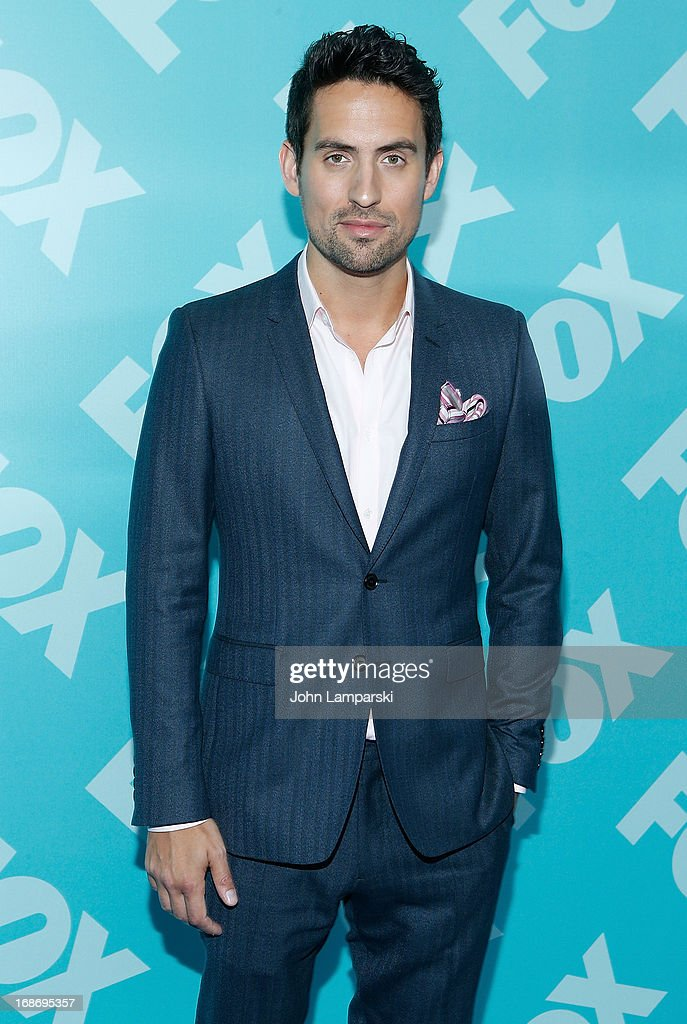 Ed Weeks attends the FOX 2103 Programming Presentation Post-Party at Wollman Rink - Central Park on May 13, 2013 in New York City.