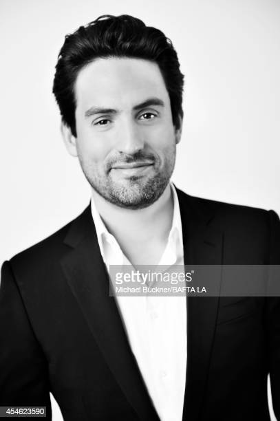 Ed Weeks poses for a portrait at the BAFTA luncheon or on August 23 2014 in Los Angeles California