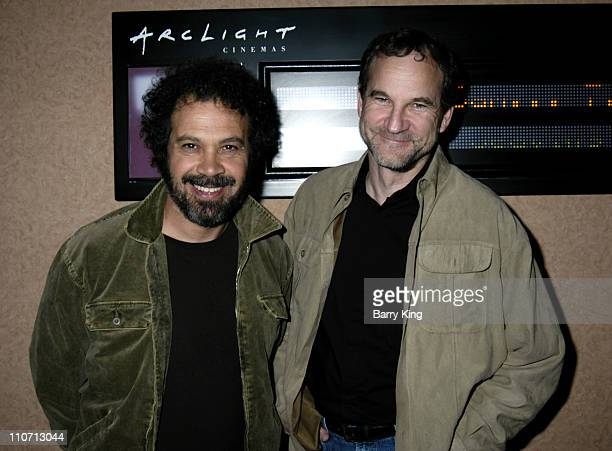Ed Zwick and Marshall Herskovitz during Hollywood Master Storytellers Film Series Screens 'The Last Samurai' at Arclight Cinemas Hollywood in...