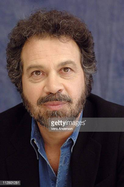 Ed Zwick during 'Blood Diamond' Press Conference with Leonardo DiCaprio Ed Zwick and Jennifer Connolly at Regent Beverly Wilshire Hotel in Beverly...