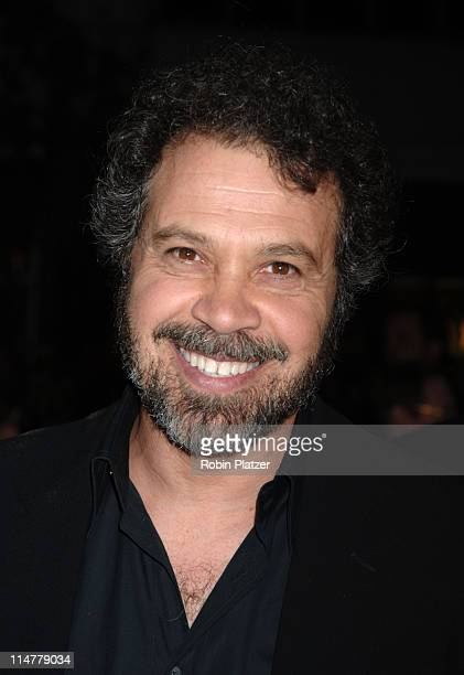 Ed Zwick during 'The Departed' New York City Premiere at Ziegfeld Theater in New York City New York United States